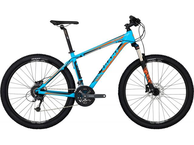 Велосипед Giant TALON 27.5 3 LTD 2015